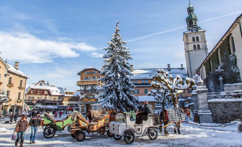 Megeve Winter Party