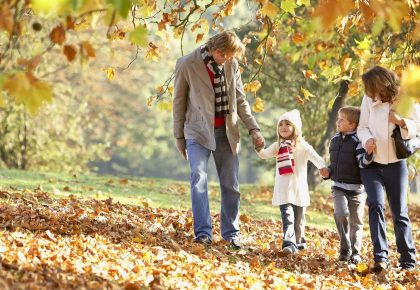 5 Ideas for Fun Family Activities